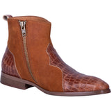 DUNN LEATHER BOOT