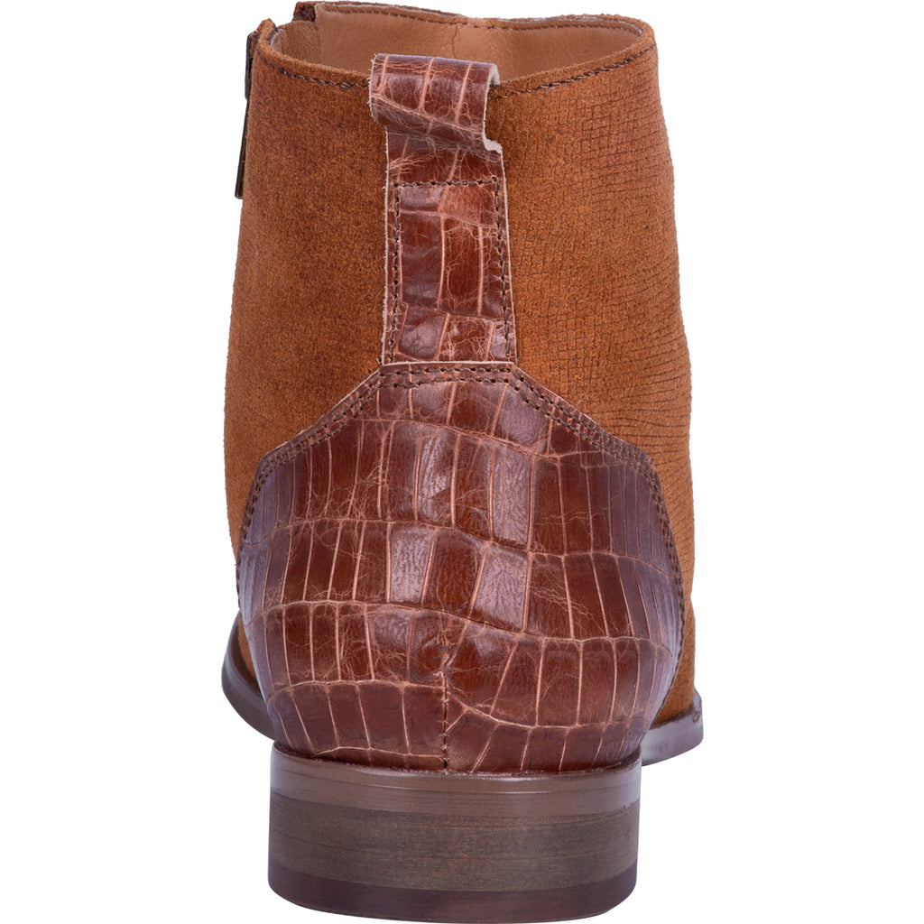 DUNN LEATHER BOOT - Dingo 1969