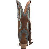 Angle 4, #DREAM CATCHER LEATHER BOOT