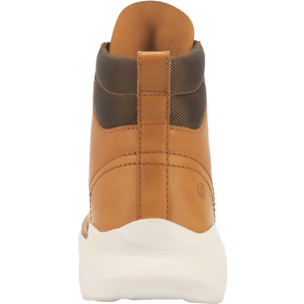 Angle 4, #TAILGATE LEATHER BOOT