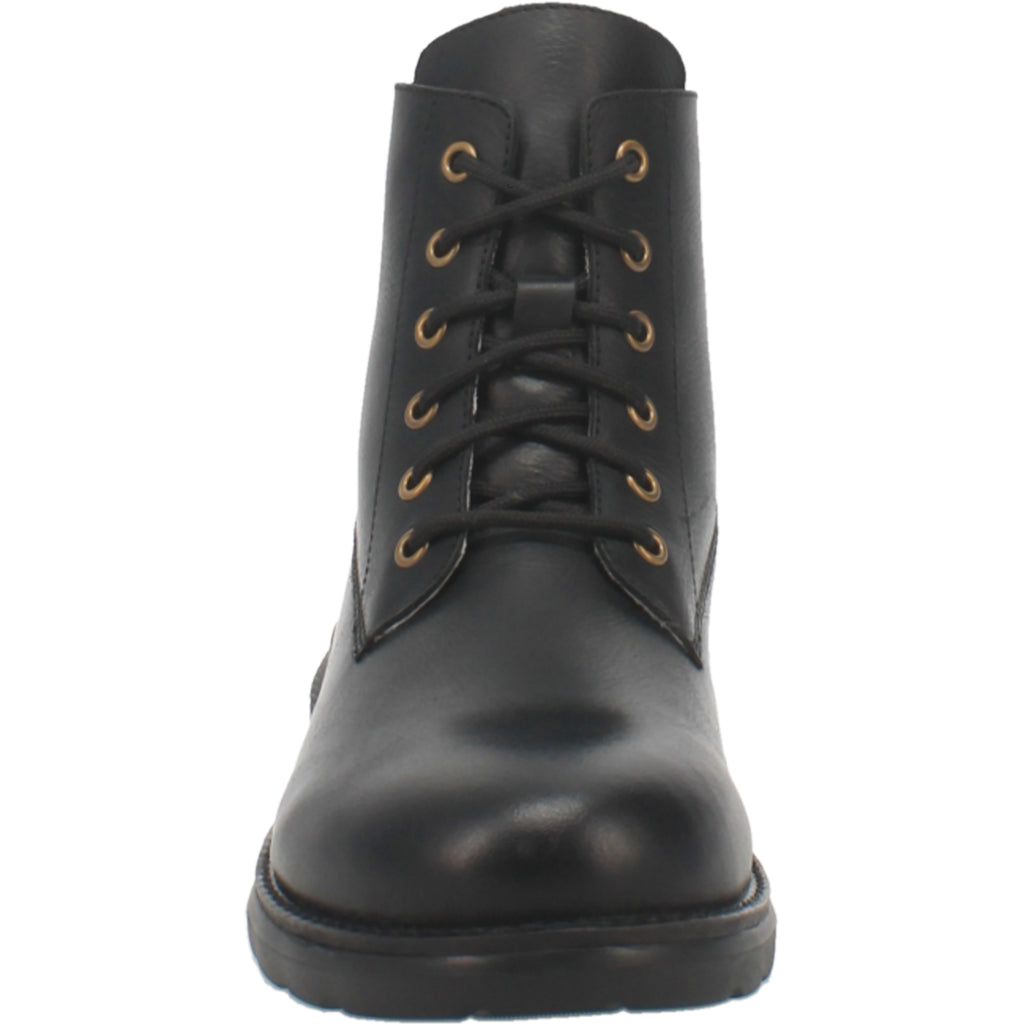 Angle 5, #BLACKTOP LEATHER BOOT