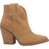 Angle 2, #FLANNIE LEATHER BOOTIE