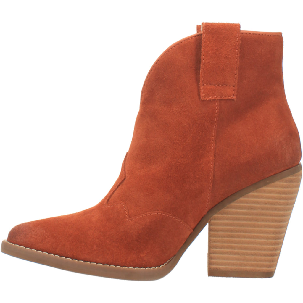 Angle 3, #FLANNIE LEATHER BOOTIE