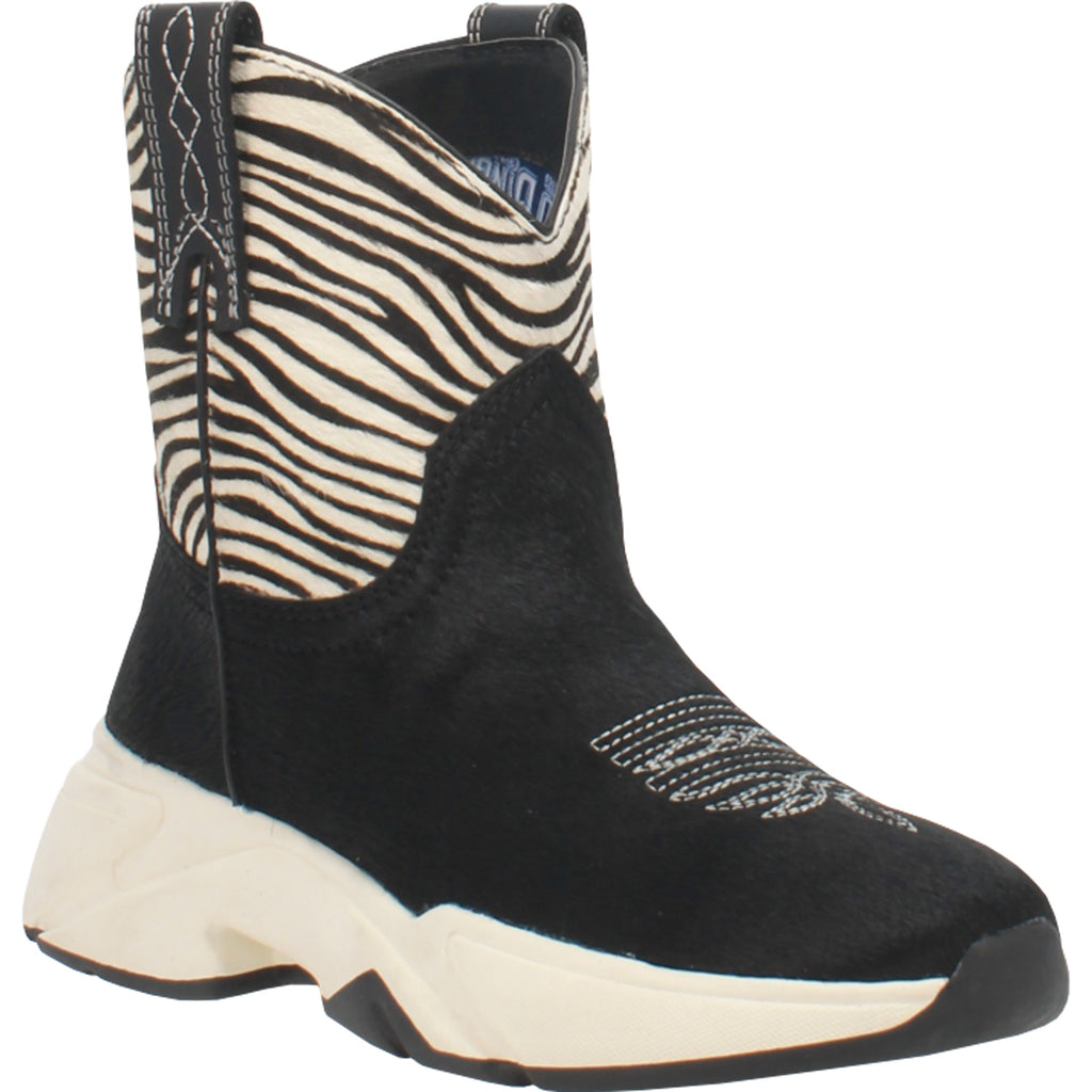 Angle 1, #SAFARI LEATHER BOOTIE