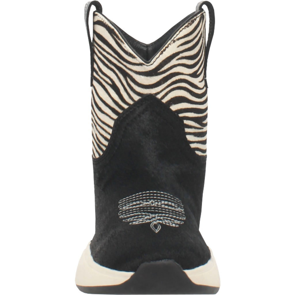 Angle 5, #SAFARI LEATHER BOOTIE