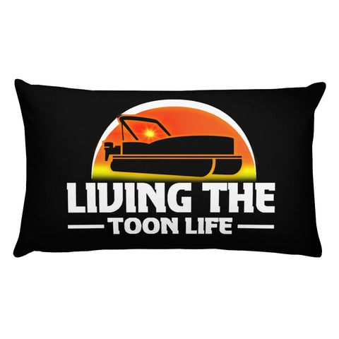 Living The Toon Life Pillow - OG Toon Life