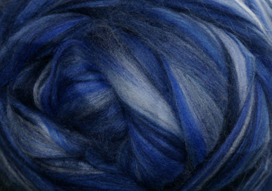 Extra Fine Merino Candy 19 Microns One Ounce Ocean