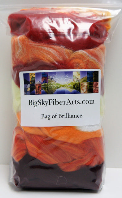 bag of brilliance hawaiian sunset