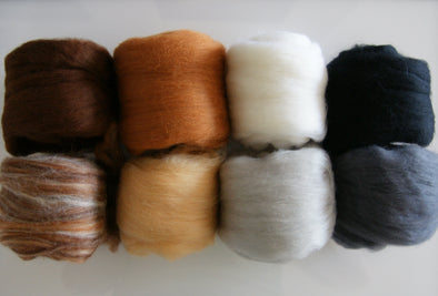 Merino Critter Pack 4 Oz 8 Colors