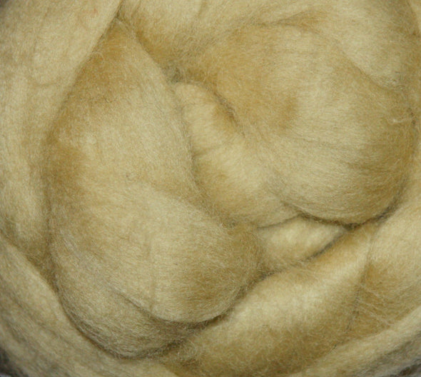 Extra Fine Merino Roving 19 Microns One Ounce Sage
