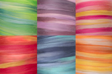 Merino Tempera Collection - 6 Colors, 4.5 oz