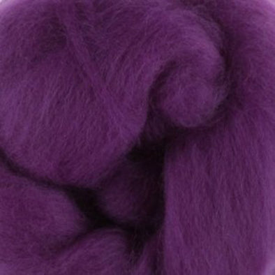 Extra Fine Merino Roving 19 Microns One Ounce Theatre