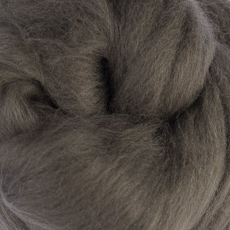 Extra Fine Merino Roving 19 Microns One Ounce Beaver