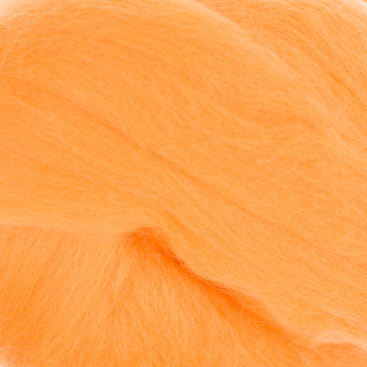 Extra Fine Merino Roving 19 Microns One Ounce Melon