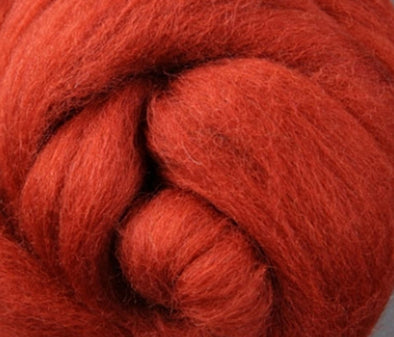 Nutmeg Corriedale Wool Roving