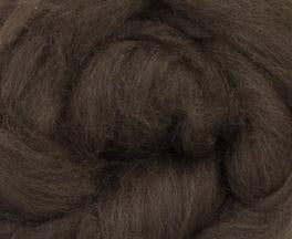 Dark Brown De-Haired Yak Top