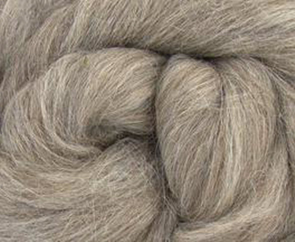 Gray Baby Alpaca Two Ounces