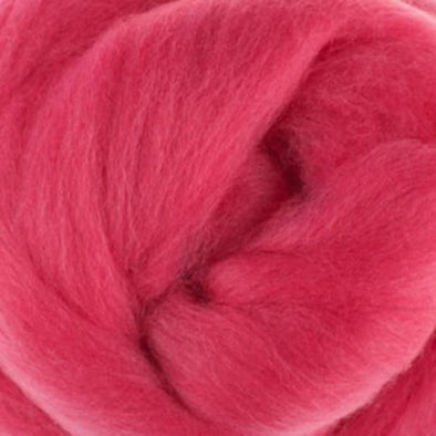 Extra Fine Merino Roving 19 Microns One Ounce Lipstick