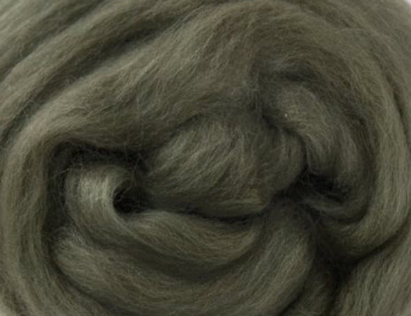 Extra Fine Merino 19 Microns One Ounce Moss