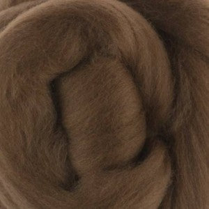 Extra Fine Merino Roving 19 Microns One Ounce Nut