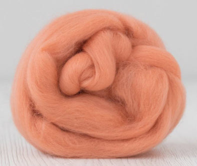 Extra Fine Merino Candy 19 Microns One Ounce Rouge
