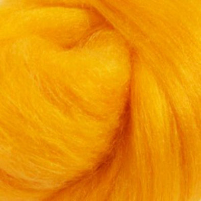 Tussah Silk Top Yolk One Ounce