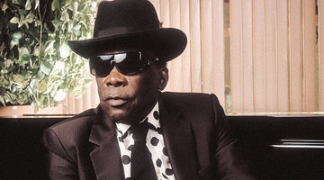 John Lee Hooker: like Gravel & Silk
