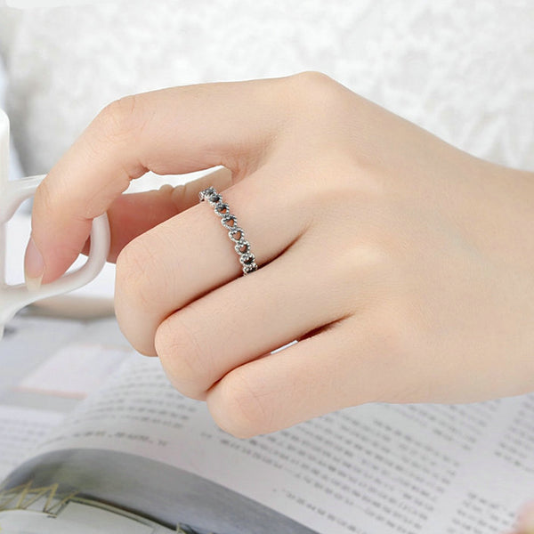 """Heart To Heart"" Ring"
