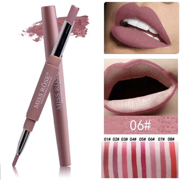 Miss Rose 2-in-1 Moisturizing Lip Pen