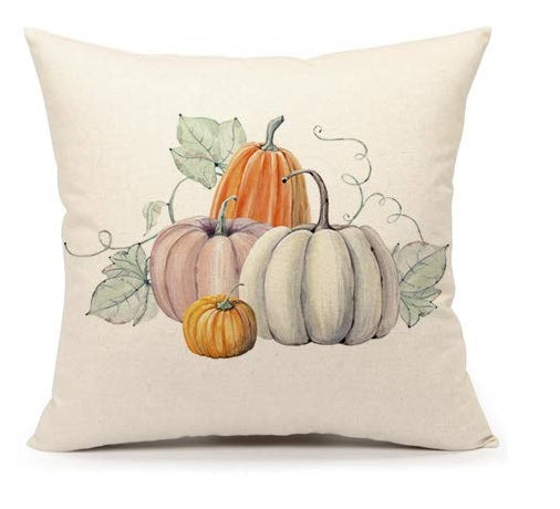 Charming Fall Cushion Cover