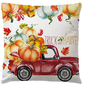 Rustic Autumn Cushion Cover