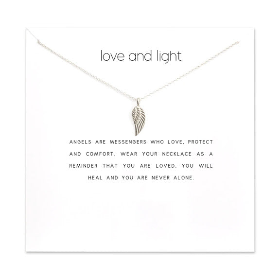 Love & Light Charm Necklace