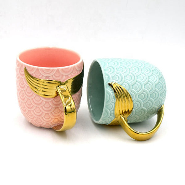 Mystical Mermaid Tail Mug