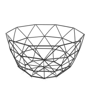 Country Style Wire Storage Basket - Fancier Living
