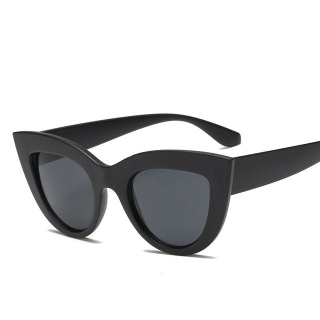 Stylish Cat Eye Women's Sunglasses - Fancier Living