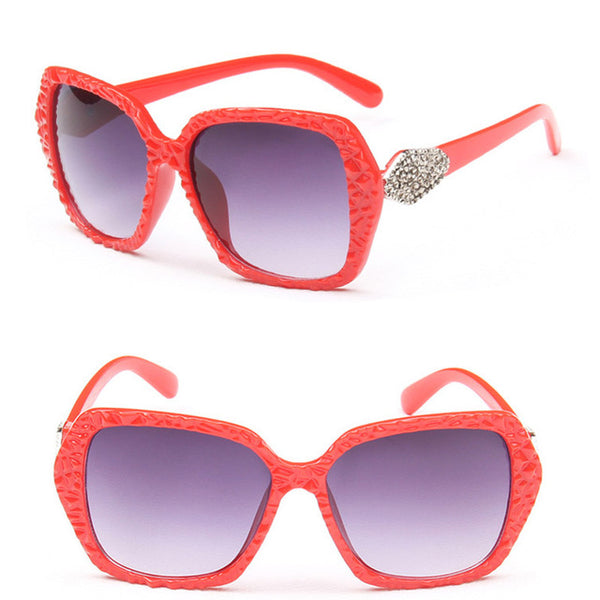 Runway Fabulous Blinged Out Sunglasses - Fancier Living