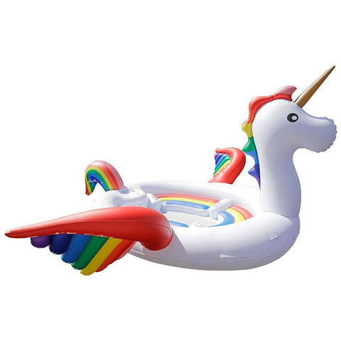 Giant Inflatable 7 Person Unicorn Raft