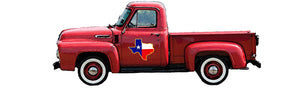 Texas Custom Car Fresheners