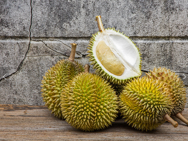 Durian: the magical fruit from the East