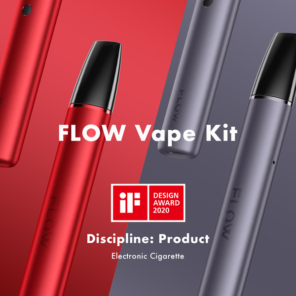 FLOW Starter Kit( 1 Device 1 Pod) -  - FLOW - FLOW - flowvape