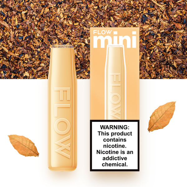 FLOW mini Toasted Tobacco -  - FLOW - FLOW - flowvape