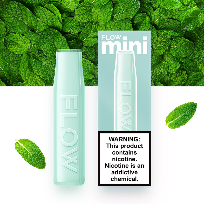 FLOW mini Vape Pen Fresh Mint -  - FLOW - FLOW - flowvape