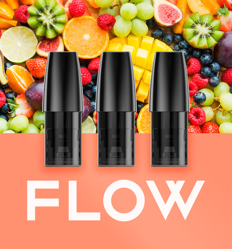 FLOW Pod Fruit Punch -  - FLOW - FLOW - flowvape