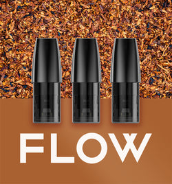 FLOW Pod Toasted Tobacco -  - FLOW - FLOW - flowvape