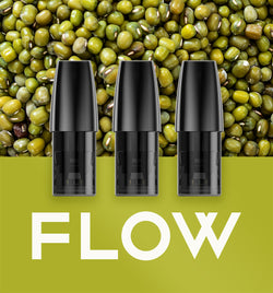 FLOW Pod Mung Bean Slush -  - FLOW - FLOW - flowvape