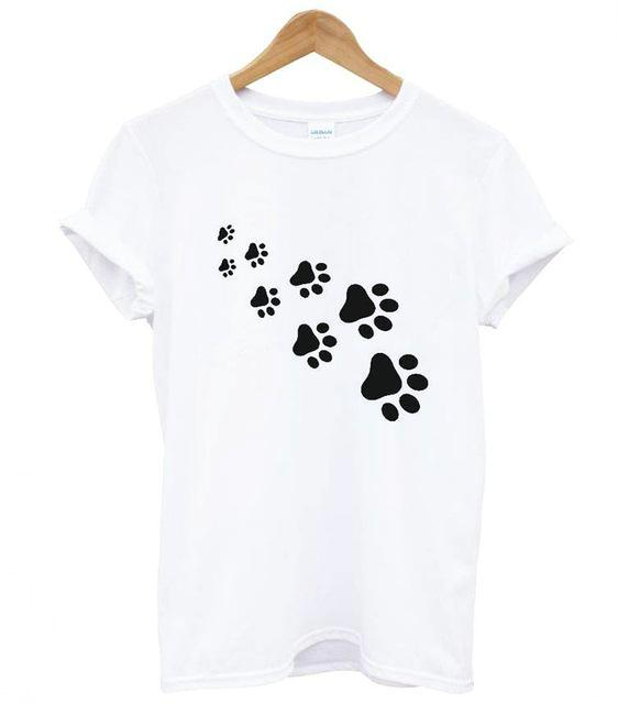 Find My Paws Shirt (4 options)