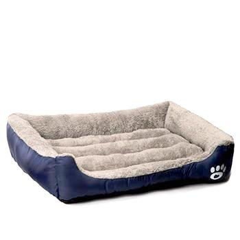 Nemo Dog Bed - Navy (6 sizes)