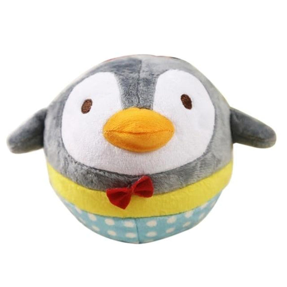 Penguin is My Friend Dog Toy