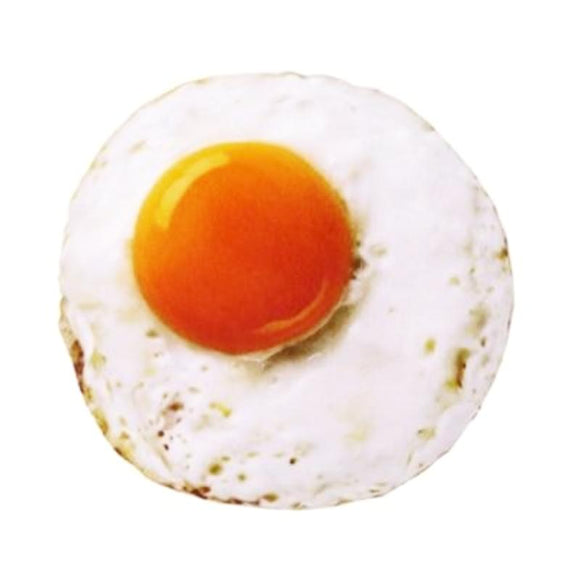 Food Print Chew Toy - Egg
