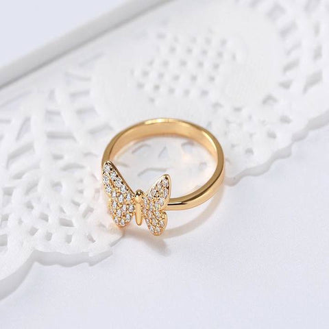 Image of Butterfly Ring
